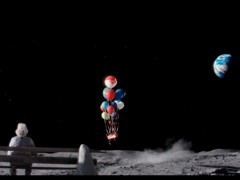 Vídeo de Natal John Lewis (reprodução vídeo 2015/John Lewis)