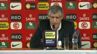 «Ricardo Pereira encaixa na matriz de jogo que eu preconizo»