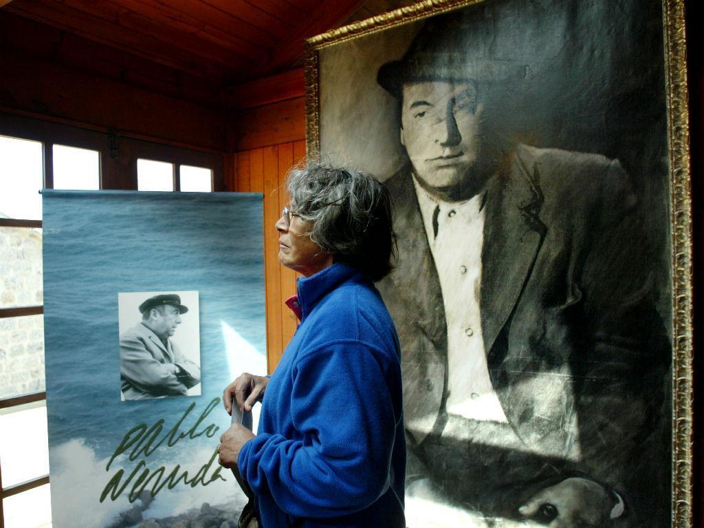 Pablo Neruda (Reuters)
