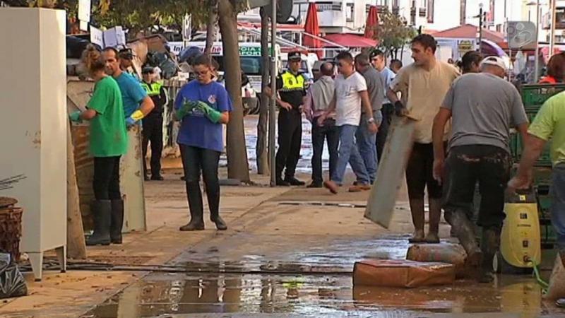 Albufeira: vítimas fazem levantamento dos danos para solicitar apoios