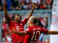 Bayern Munique-Estugarda (Reuters)