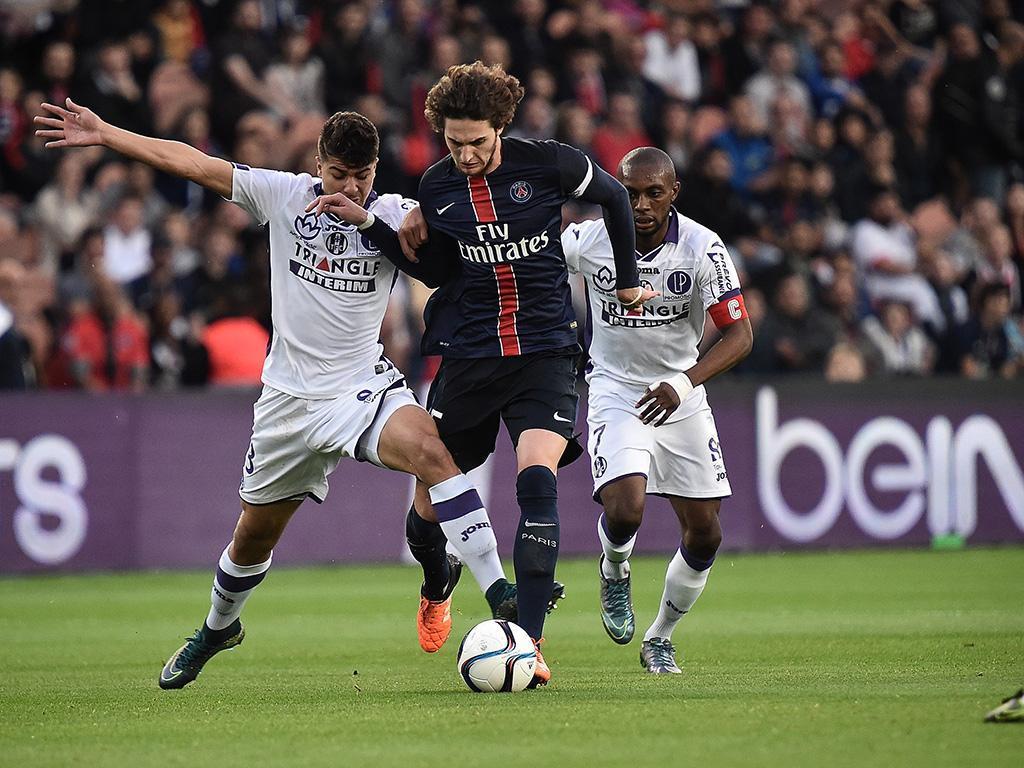 PSG-Toulouse (Lusa)