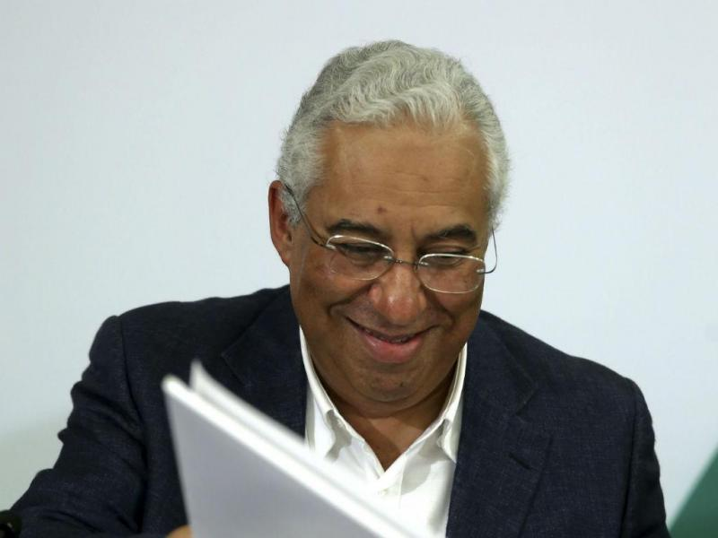 António Costa [Lusa\Tiago Petinga]