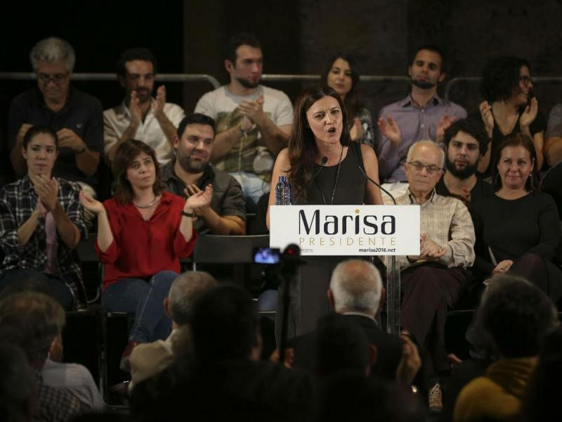 Marisa Matias [Foto: Lusa]