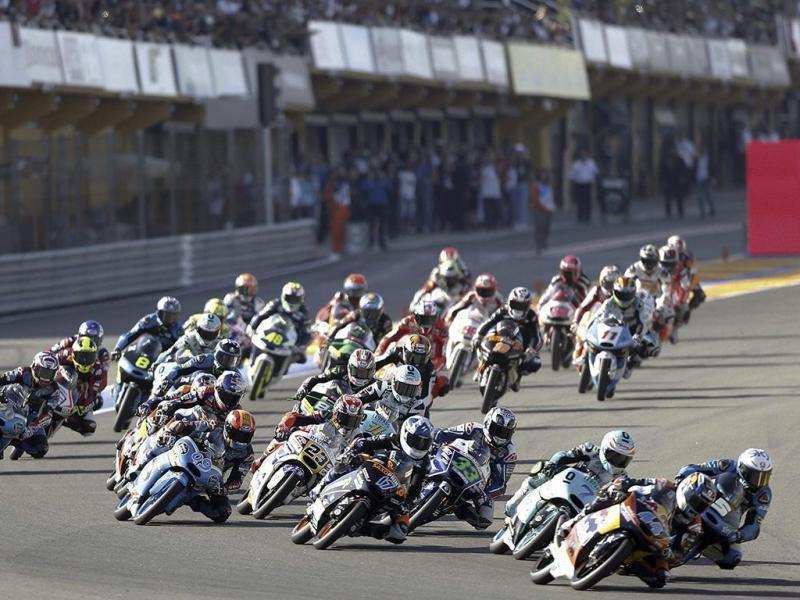Moto3: grande prémio de Valência (Lusa)