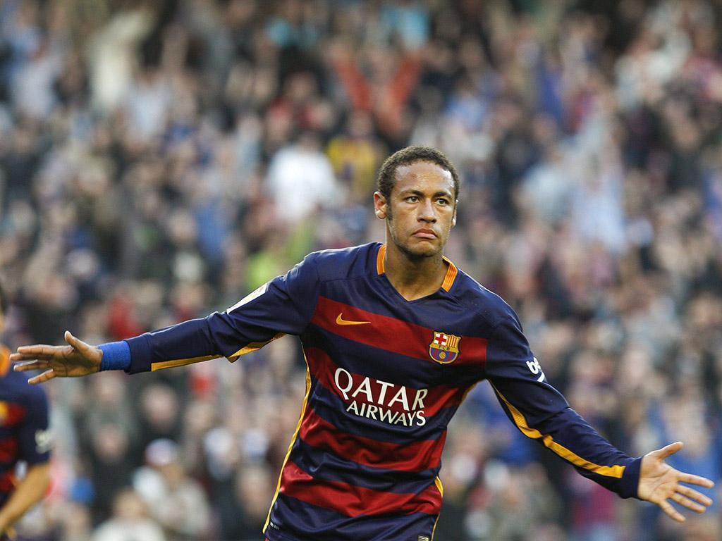 Neymar: 129,2 milhões de seguidores - 15,4 milhões de euros faturados