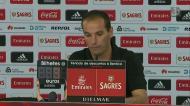 A análise de Petit à derrota com o Benfica