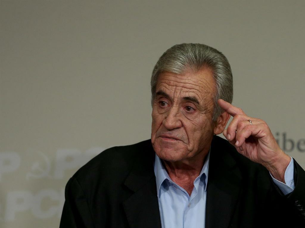 Jerónimo de Sousa [Foto: Lusa\Tiago Petinga]