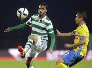 Arouca-Sporting (Reuters)