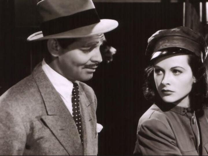 Hedy Lamarr (reprodução CBS)