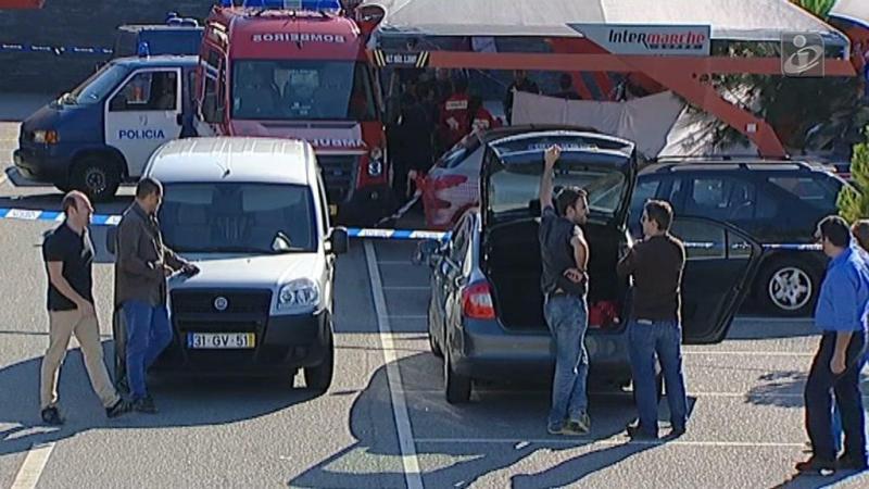 Taxista agredido em Barcarena descoberto a 300 quilómetros de distância