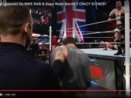 Rooney é estrela no wrestling