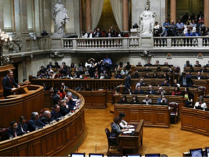 Segundo dia de debate do Programa do Governo