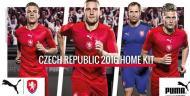Euro-2016: o equipamento principal da Rep. Checa (oficial)