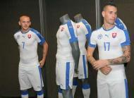 Euro-2016: o equipamento principal da Eslováquia (oficial)
