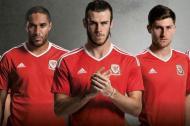 Euro-2016: o equipamento principal do País de Gales (oficial)