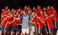 Euro2016: o novo equipamento da seleção espanhola (oficial)