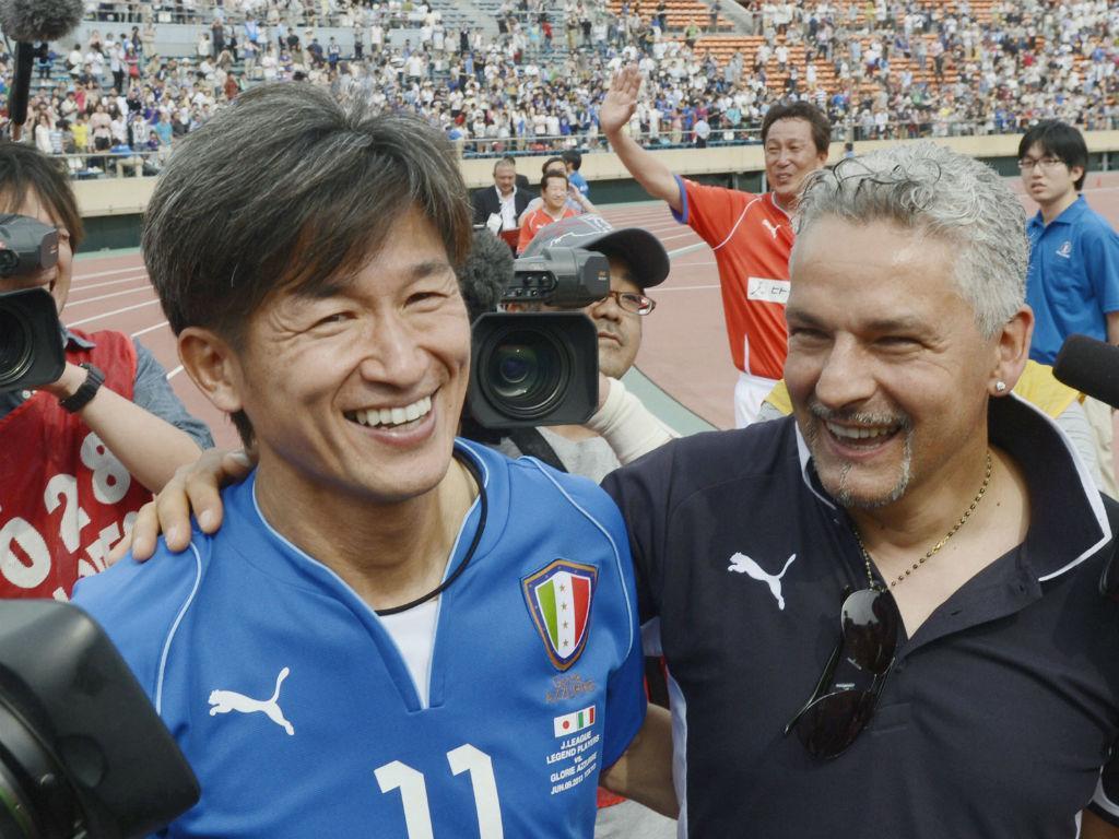 Kazuyoshi Miura (Reuters)