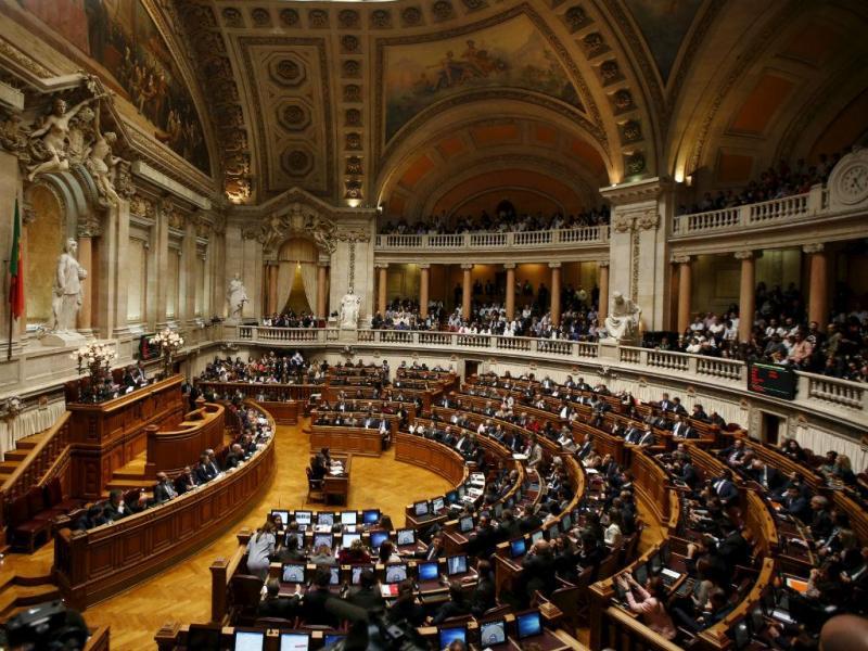 Assembleia da República (Foto: Reuters\André Marchante)