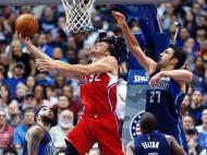 Dallas Mavericks-Los Angeles Clippers (Reuters)