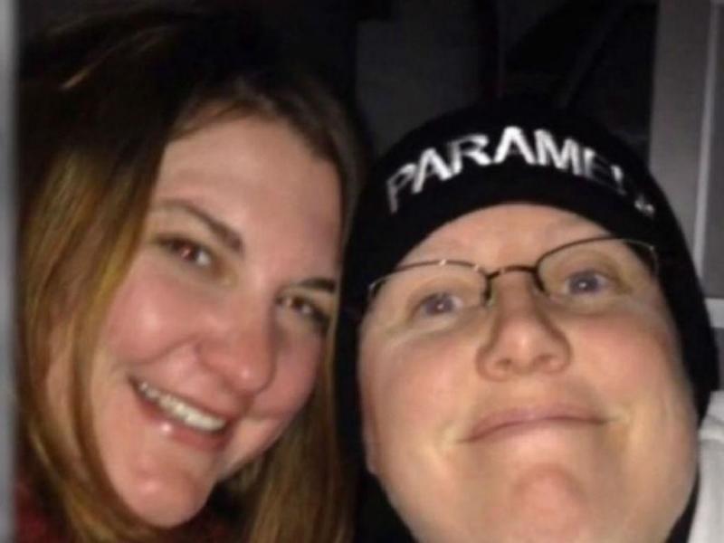 April Hoagland e Beckie Peirce (Reprodução Facebook)