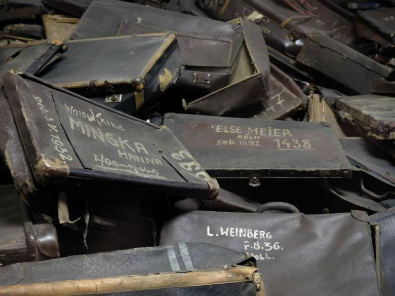 Vítimas da Segunda Grande Guerra (REUTERS)