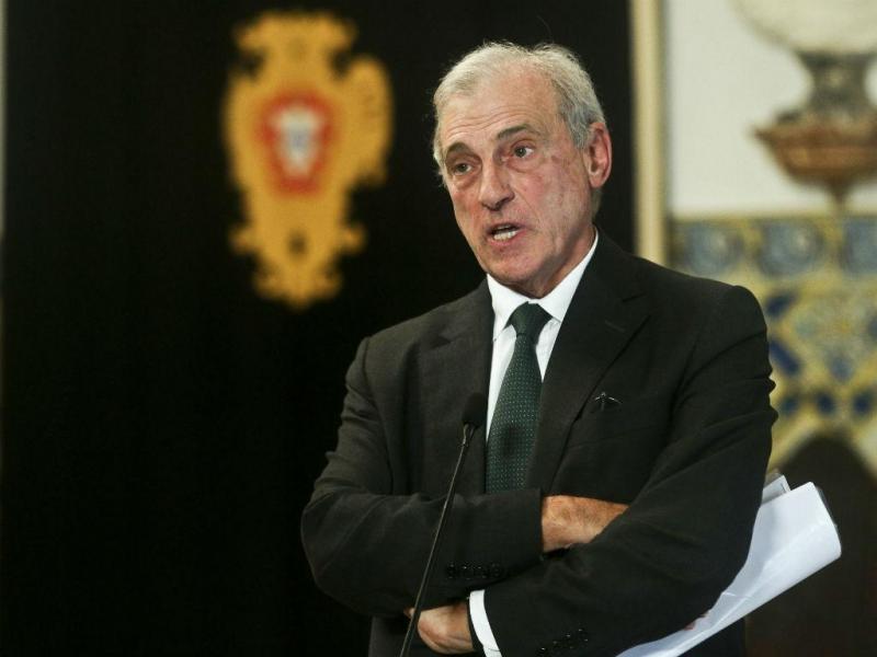 Presidente do Conselho Económico e Social, Luís Filipe Pereira (Foto: Lusa\Miguel A. Lopes)