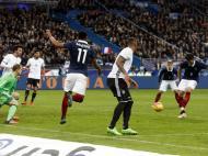 Martial (18 internacionalizações, Manchester United, França)
