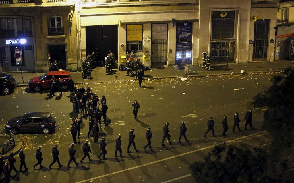 Ataques em Paris [Reuters]