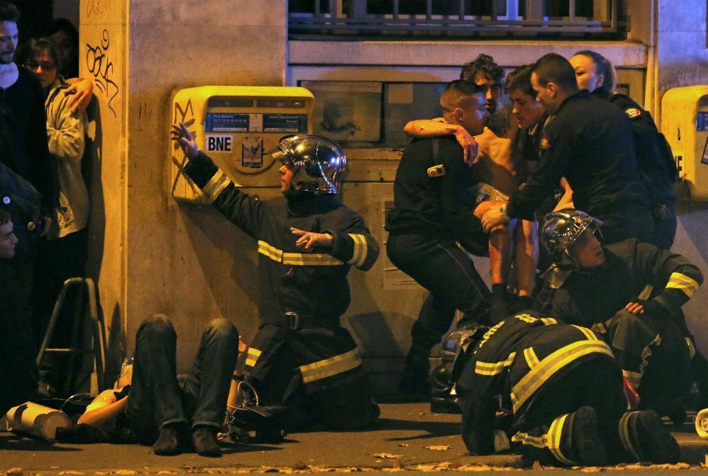Ataques Paris [Reuters]
