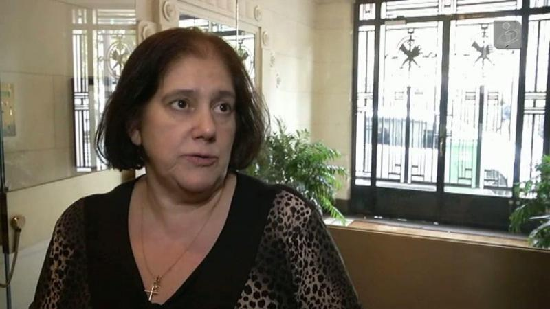 A porteira portuguesa que ajudou feridos do Batacan