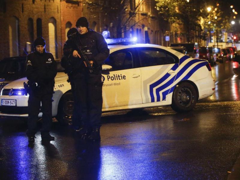 Detenções em Molenbeek, na Bélgica