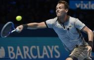 ATP Finals: Tomas Berdych (Reuters)