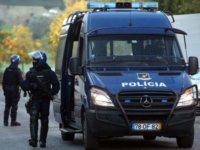 Polícia (Foto: Lusa\Tiago Petinga)