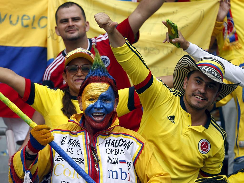 Colômbia-Argentina (Reuters)