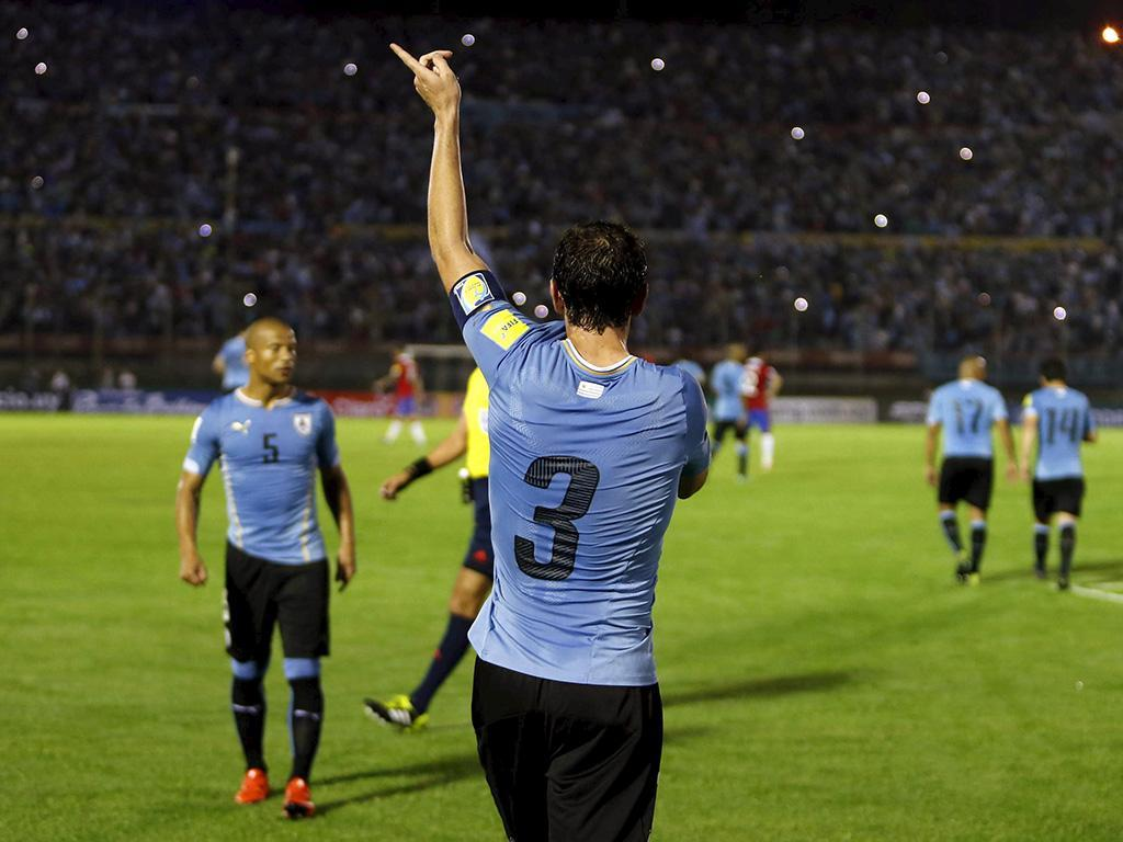 Uruguai-Chile (Reuters)