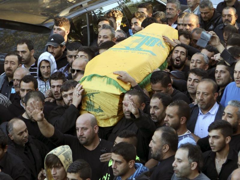 herói Libano (Foto Reuters)