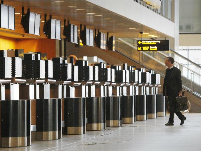 Aeroporto de Kastrup (REUTERS)