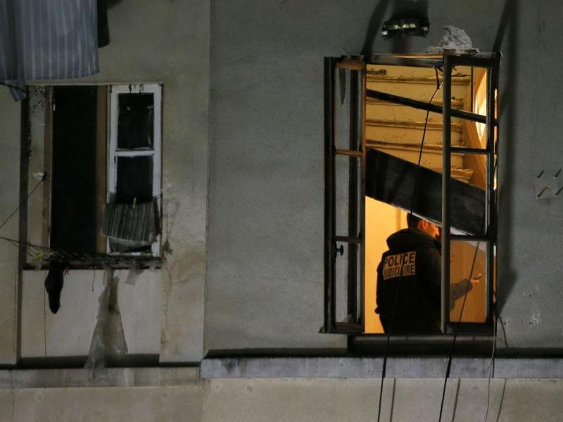 Suspeitos planeavam atentado no centro financeiro de Paris (REUTERS / Gonzalo Fuentes)