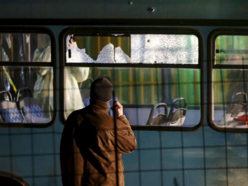 Atentado na Bósnia vitima dois militares