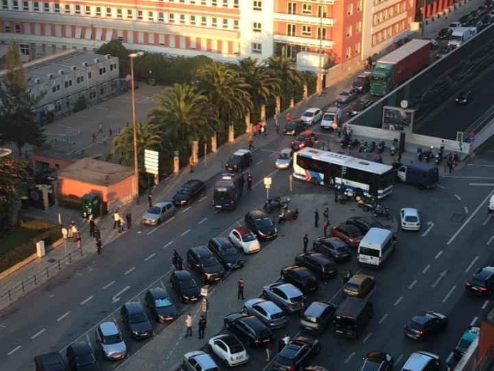 Ameaça de bomba no Liceu Francês, em Lisboa
