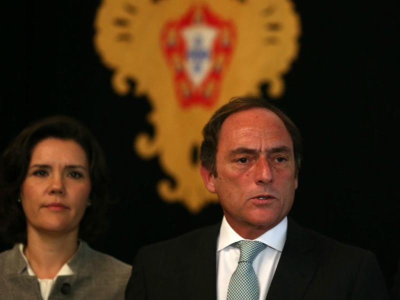 Paulo Portas (Foto Lusa)