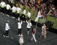Atletas Olímpicos Independentes - Londres 2012 (Reuters)