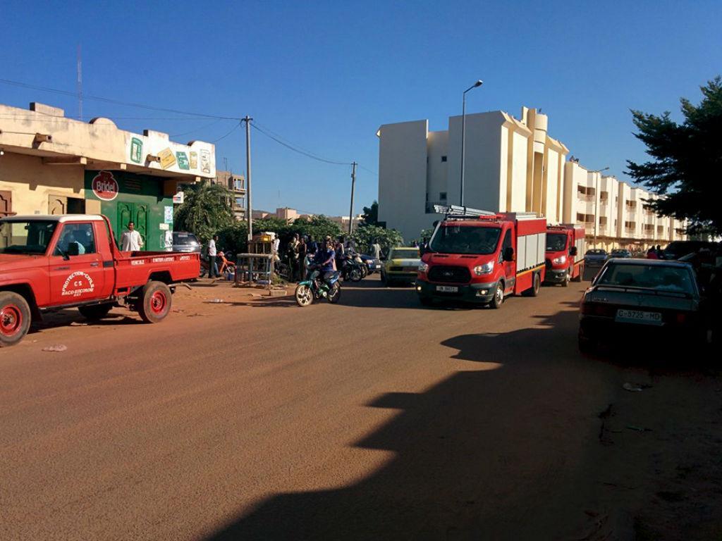 Ataque no Mali (REUTERS)