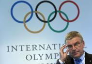 Thomas Bach, presidente do Comité Olímpico Internacional (Reuters)