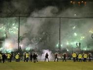 Panathinaikos-Olympiakos(Lusa)
