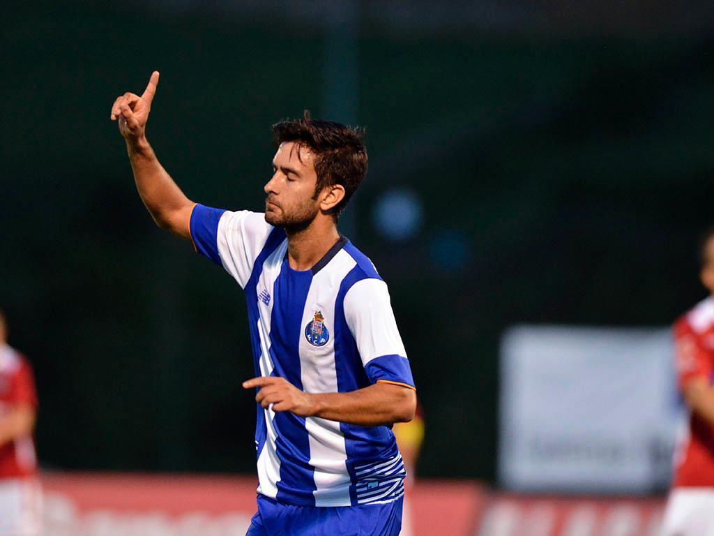 Angrense-FC Porto (Lusa)