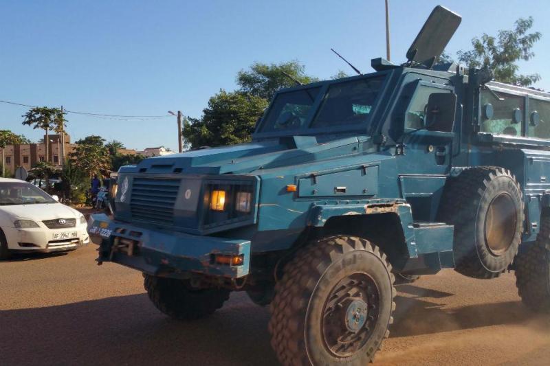 Ataque terrorista ao Hotel Radisson, em Bamako, Mali