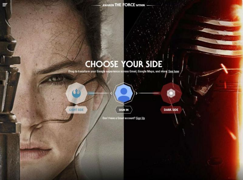 Google - Star Wars (google.com)