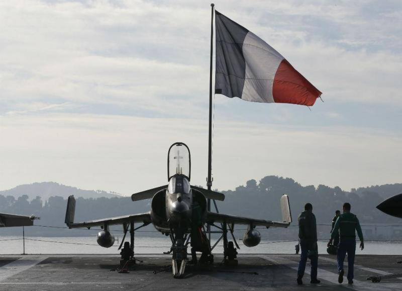 Porta-aviões Charles de Gaulle